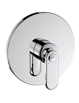 Veris Concealed Bath Shower Mixer Trim - 19367000