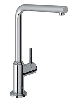 Related Grohe Atrio Chrome Single Lever Sink Mixer Tap - 32136 001