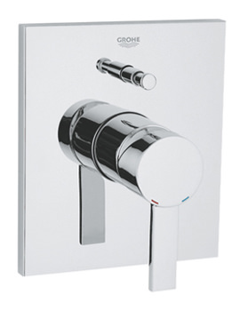 Allure Concealed Bath Shower Mixer Trim - 19315000