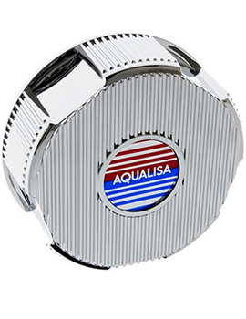 Aqualisa Aquavalve On-Off Control Knob - Chrome - 024601