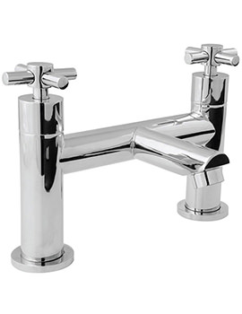 Motif Deck Mounted Bath Filler Tap - MOT108