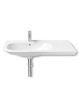 Nexo Asymmetrical Basin With Right Handed Ledge - 327648000
