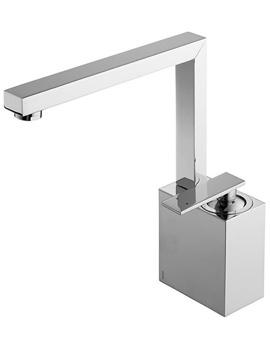 Jado Cubic Single Lever Kitchen Sink Mixer Tap - F1686AA
