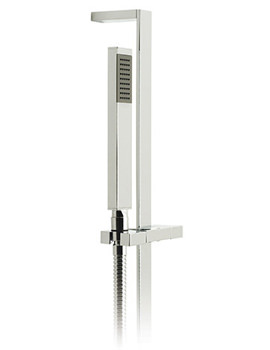 Instinct Single Function Slide Rail Shower Kit - INS-SFSRK