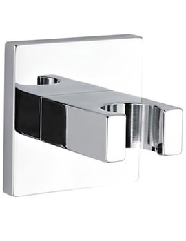 Related Hudson Reed Square Wall Bracket Chrome Finish