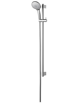Idealrain Pro L3 Shower Kit With 900mm Slide Rail