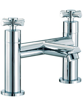 Series C Bath Filler Tap Chrome - SCX005