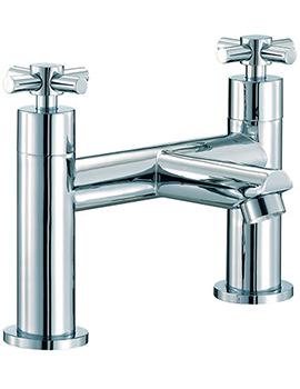 Series C Bath Filler Tap Chrome - SCX005