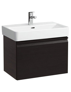 Related Laufen Pro 550mm 1 Drawer Vanity Unit Wenge With 1 Interior Drawer