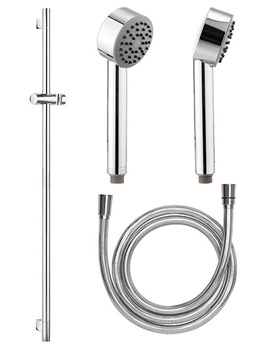 Solo Shower Kit Package 1 - SOLOPACKAGE1