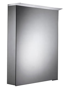 Vantage 505 x 705mm Illuminated Cabinet - VA50AL