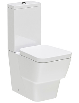Related Lauren Cambria Flush To Wall Pan With Cistern And Soft Close Seat