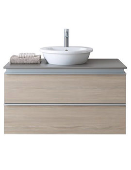 Related Darling New Wall-Mounted Vanity Unit 1000mm Pine-Terra - DN647801451