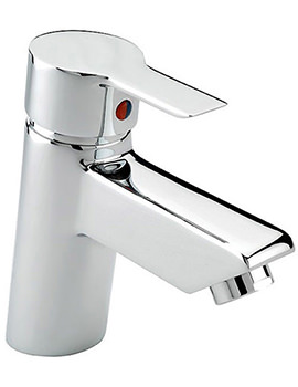 Angle Mono Bath Filler Tap Chrome - 22130