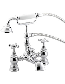 Trinity Bath Shower Mixer Tap - TY BSM C