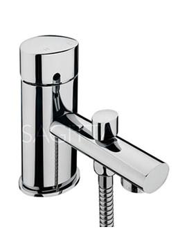 Related Sagittarius Oveta Monobloc Bath Shower Mixer Tap With Kit