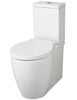 Related Lauren Darwin Flush To Wall Pan And Cistern With Soft Close Seat