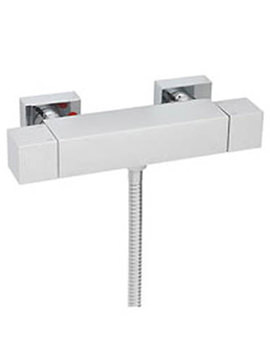 Mr Darcy Exposed Shower Valve With Sliding Rail Kit-83011A