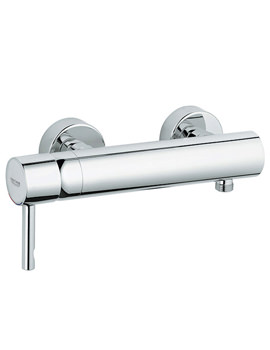 Essence Wall Mounted Exposed Shower Mixer Valve - 33636000