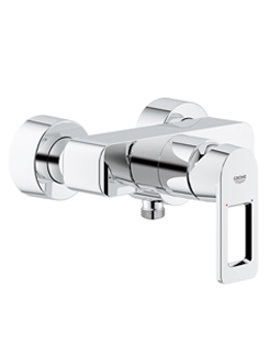 Related Grohe Quadra Wall Mounted Exposed Shower Mixer Valve Chrome - 32637 000
