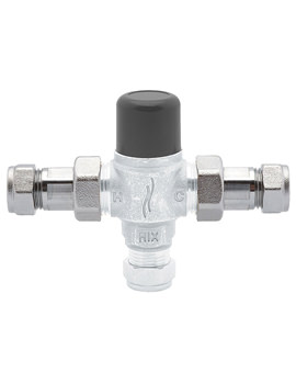 15mm Thermostatic Blending Valve - TBV008