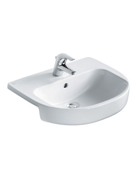 Ideal Standard Playa 50cm 1 Tap Hole Basin - J466801