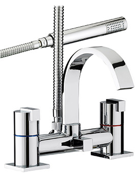 Chill Bath Shower Mixer Tap Chrome - CL BSM C