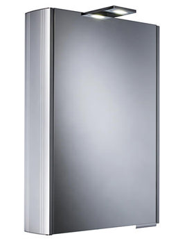 Ascension Fever Single Mirror Glass Door Cabinet - AS251