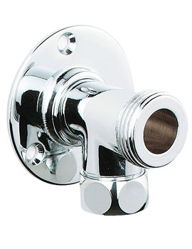 Exposed Elbows Pair For Bar Shower Valve - SPE04