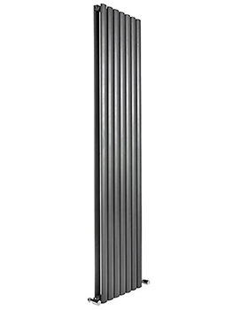 Cove 531 x 1800mm Double Sided Vertical Radiator Anthracite