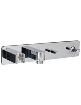 Noken Lounge Concealed Bath Or Shower Mixer Valve And Holder