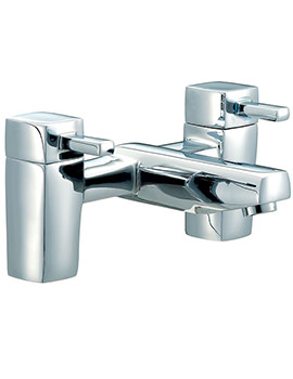 Mayfair QL Bath Filler Tap Chrome - QZ005