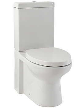 Forma WC With Cistern And Luxury Soft Close Seat 650mm