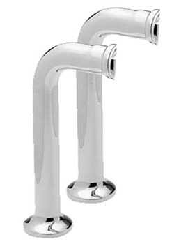 Imperial Bib Stands Pair - 1067A