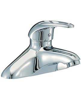 Mayfair Jet Bath Filler Tap Chrome - JET001