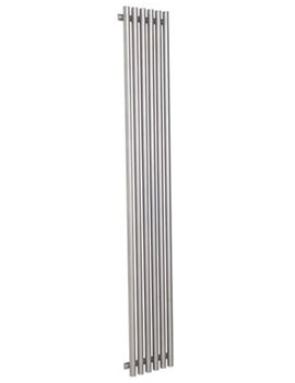 Reina Orthia 295x1800mm Designer Stainless Steel Radiator RNS-ORT2918