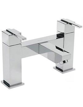 Vespa Pillar Mounted Bath Filler Tap Chrome - 45040