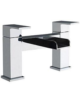 Beo Melbourne Deck Mounted Bath Filler Tap Chrome