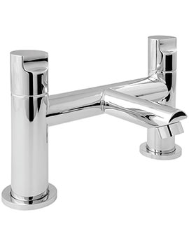 Ikon Deck Mounted Bath Filler Tap - IKO108