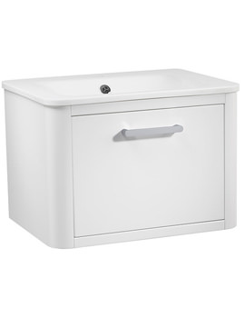 Roper Rhodes Moment 600mm Wall Mounted Unit With Basin