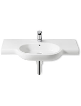 Meridian-N Wall Hung Basin 850mm Wide - 32724D000