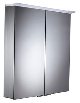 Venture 655 x 705mm Illuminated Cabinet - VE65AL