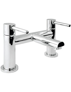 Insignia Deck Mounted Bath Filler Tap - INS108
