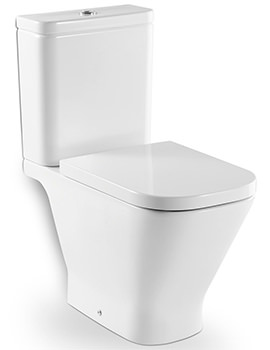 The Gap ECO Close Coupled WC Pan With Cistern 650mm - 342477000