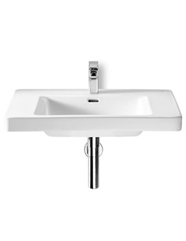 Khroma Wall Hung White Basin 600mm Wide - 327652000