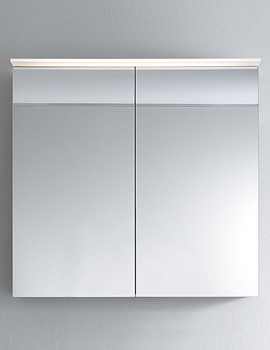 Related Duravit Delos Mirror Cabinet 1000mm - DL754300000