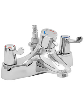 Lever Thermostatic Bath Shower Mixer Tap - DLTTSM106