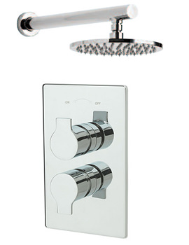 Ora Concealed Thermostatic Valve With shower Set