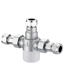 Sola Thermostatic Mixing Valve 15mm - SF1337XX