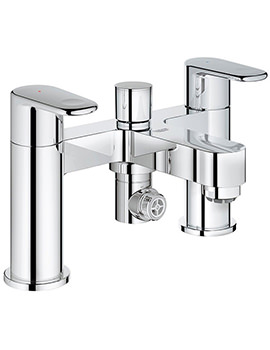 Europlus Deck Mounted Bath Shower Mixer Tap - 25133002